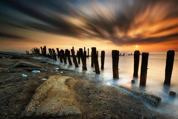 Coastal Ruins by chris-p