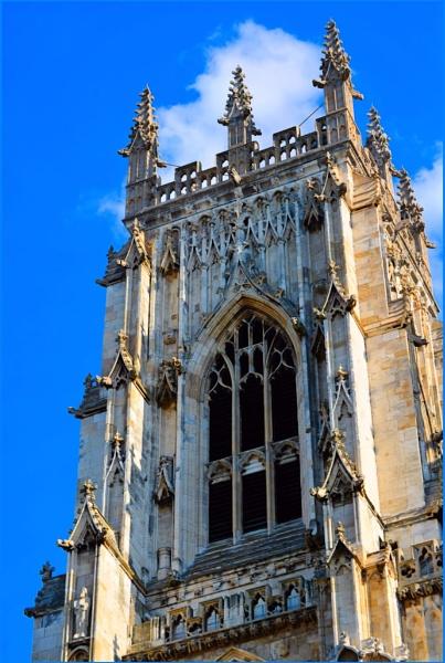 York Minster by Rock