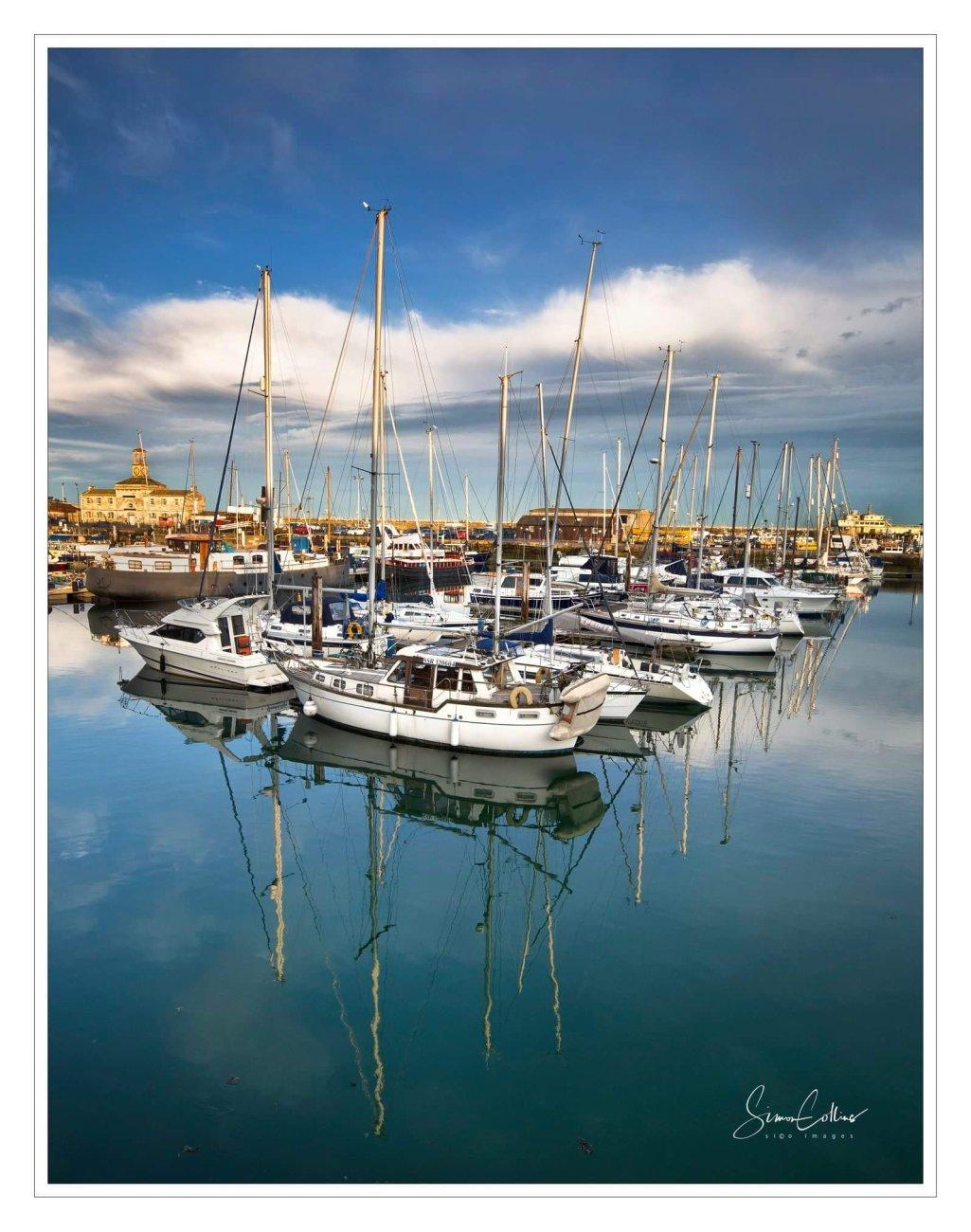 Ramsgate Harbour.
