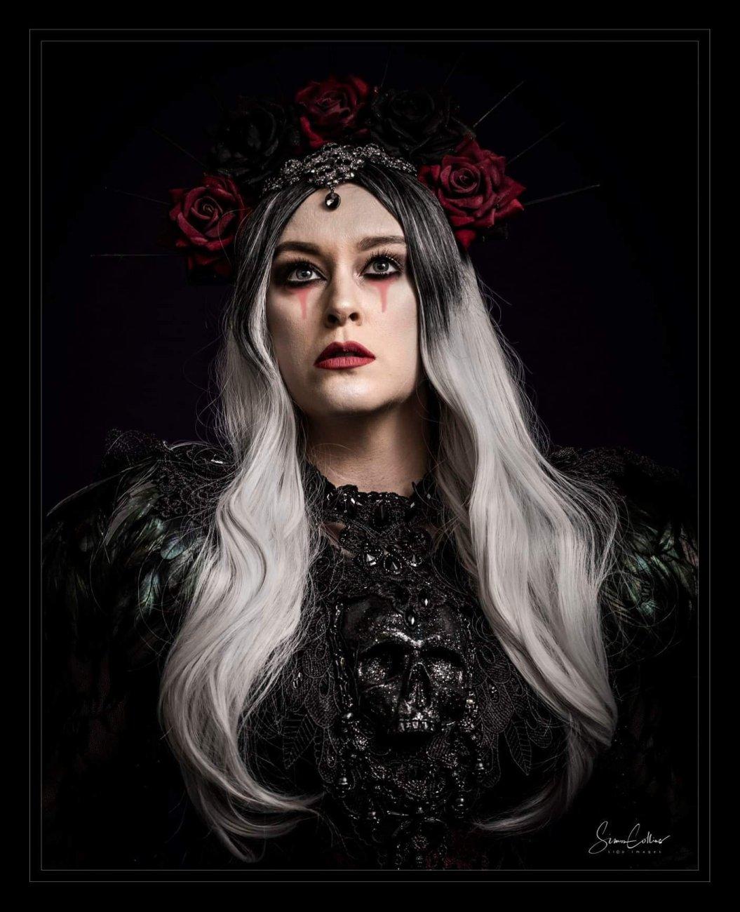 Gothic Warrior Princess