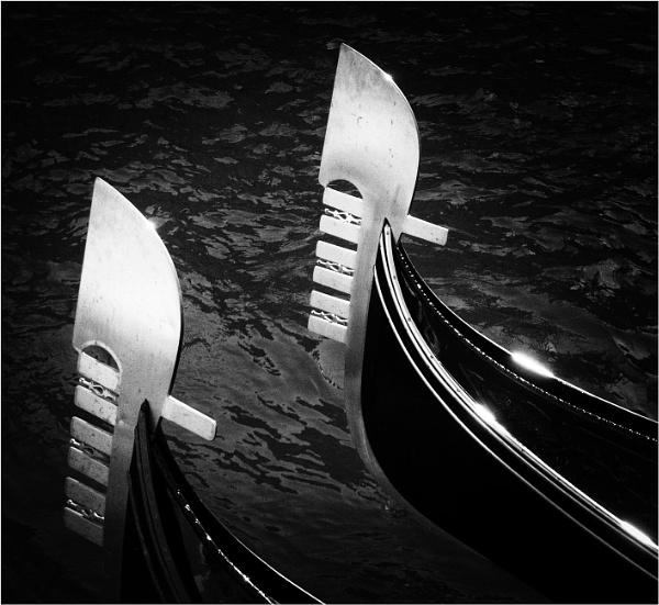 Gondolas by KingBee