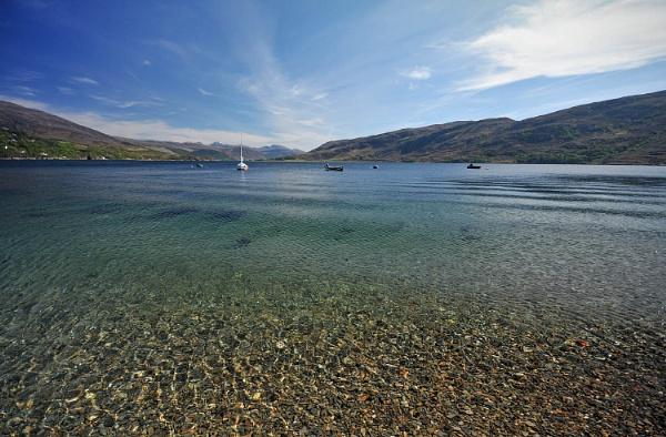 Loch Broom by viscostatic