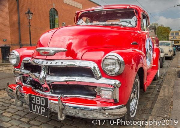 Chevrolet Pickup by Geoff-B