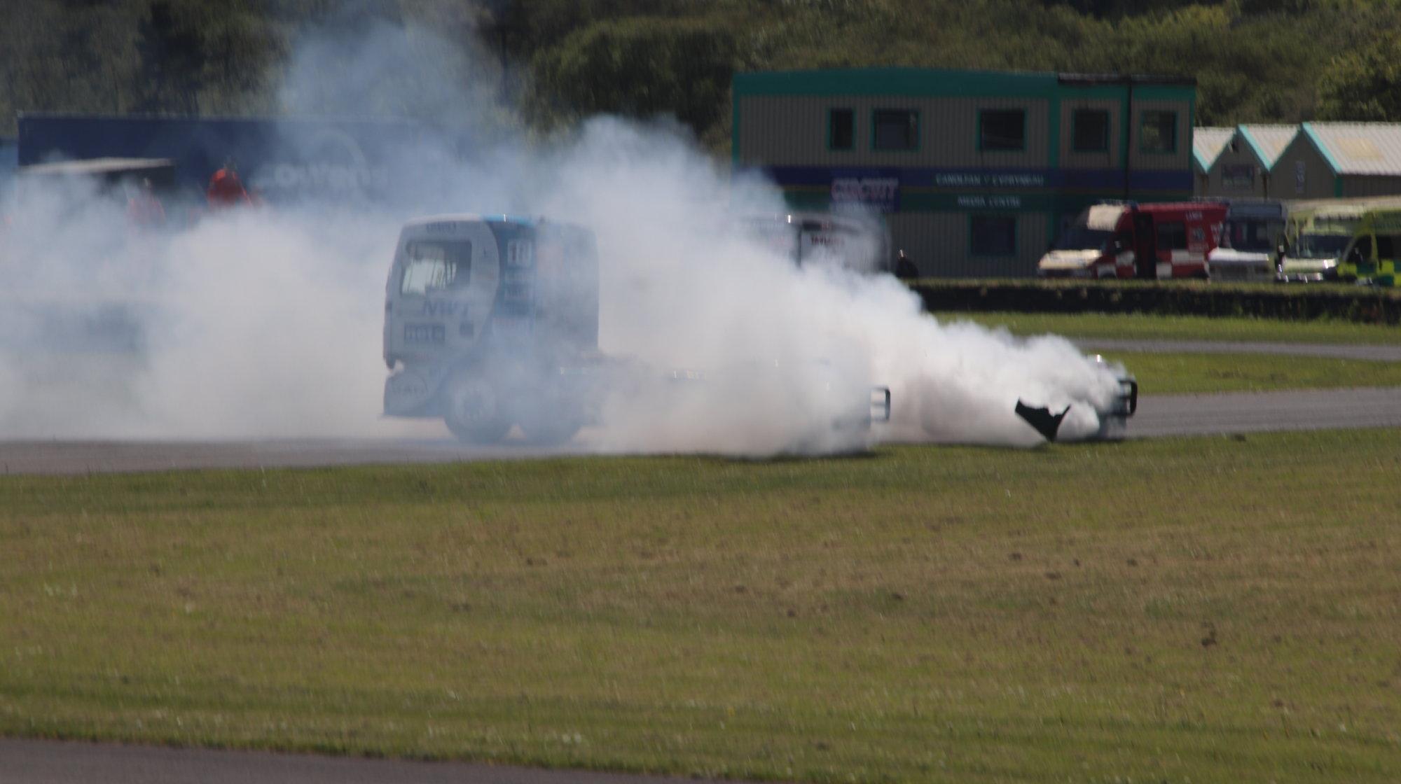 Smokin Trucks Pembrey