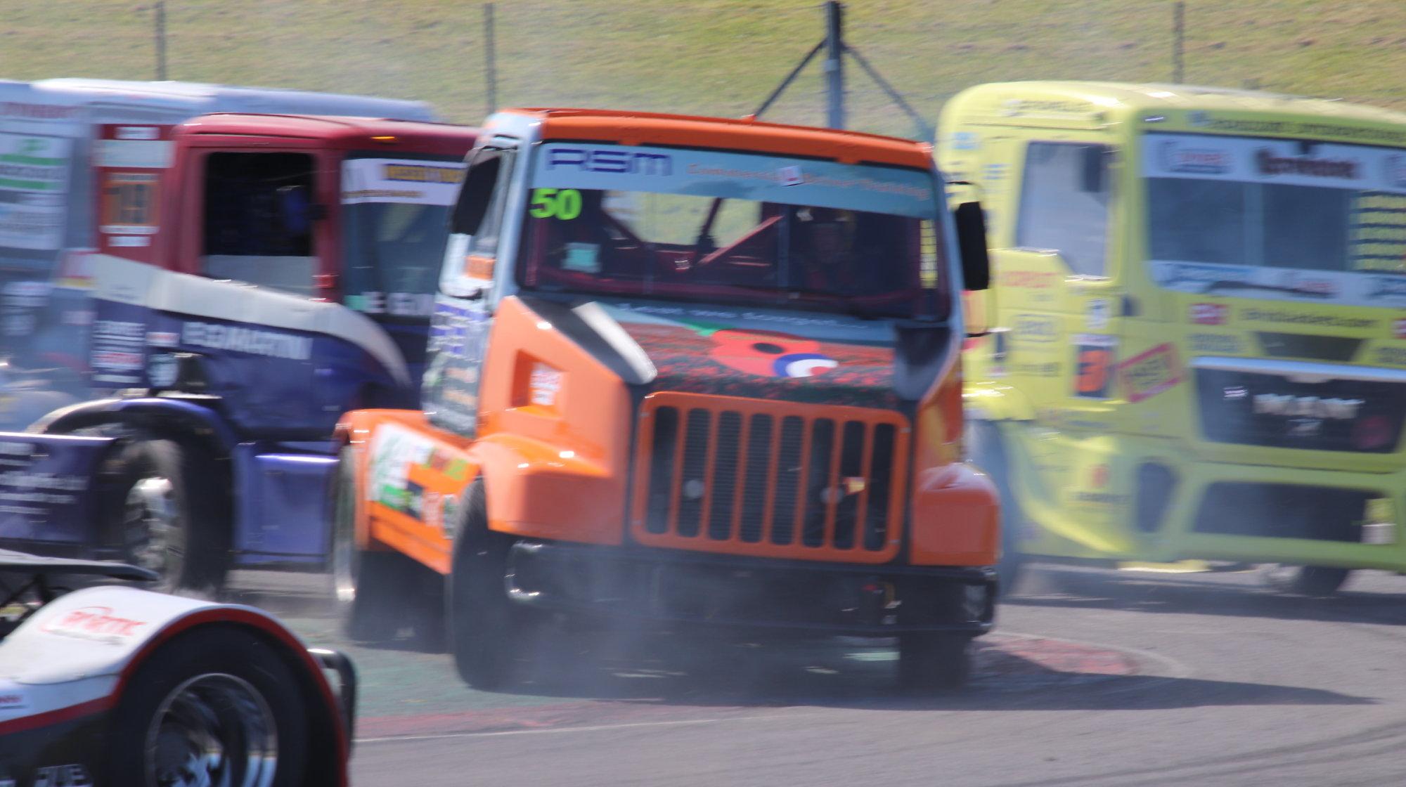 Pembrey  Trucks