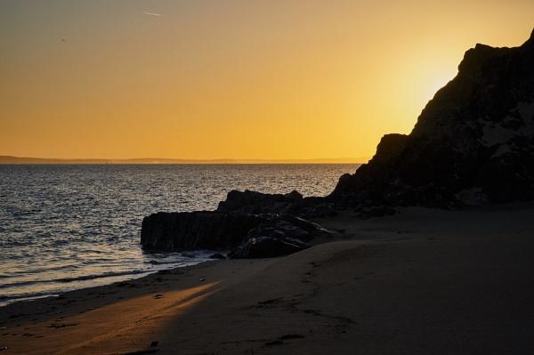 Sunrise by Meditator