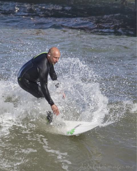 Surfer II by Alan_Baseley