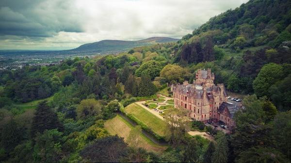 Belfast Castle - N.Ireland by atenytom