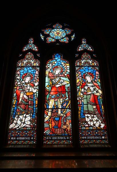 All saints Margret Street London by StevenBest
