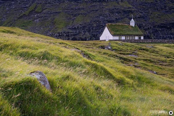 Saksun Kirkja by gcfotographos