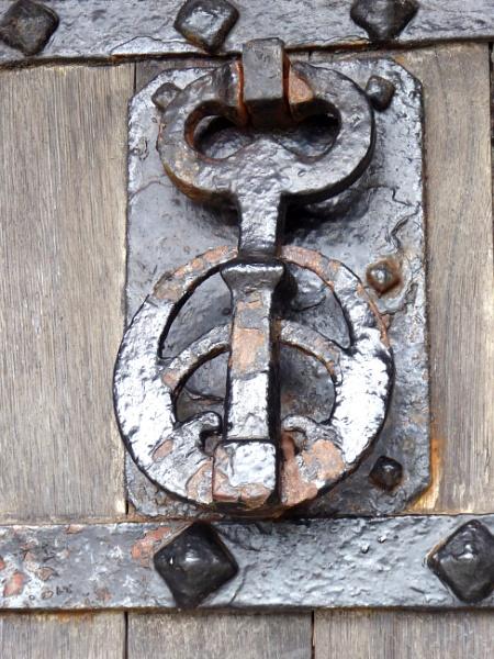 Welsh Door Knocker. by Gypsyman