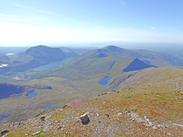 View off Mt Snowdon by Gypsyman