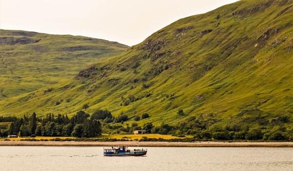 A Loch Cruise by AH5310