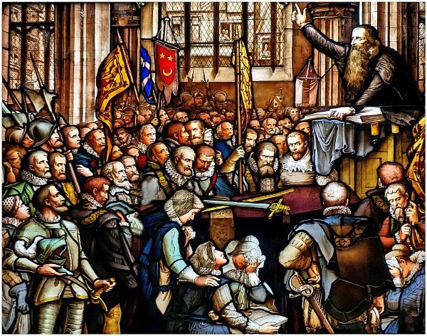 John Knox by mac
