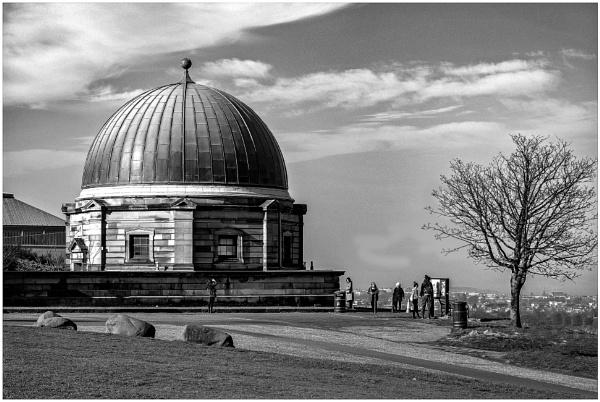 Observatory, Calton Hill by mac