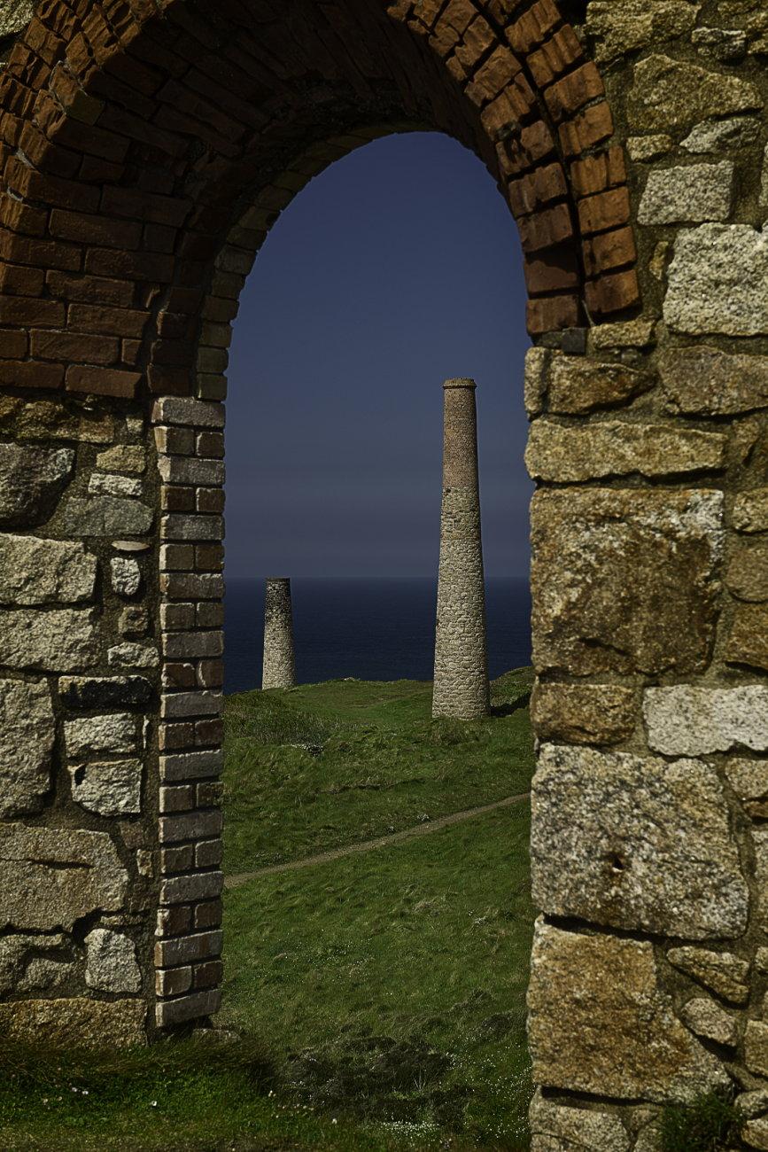 Cornwall in a Frame