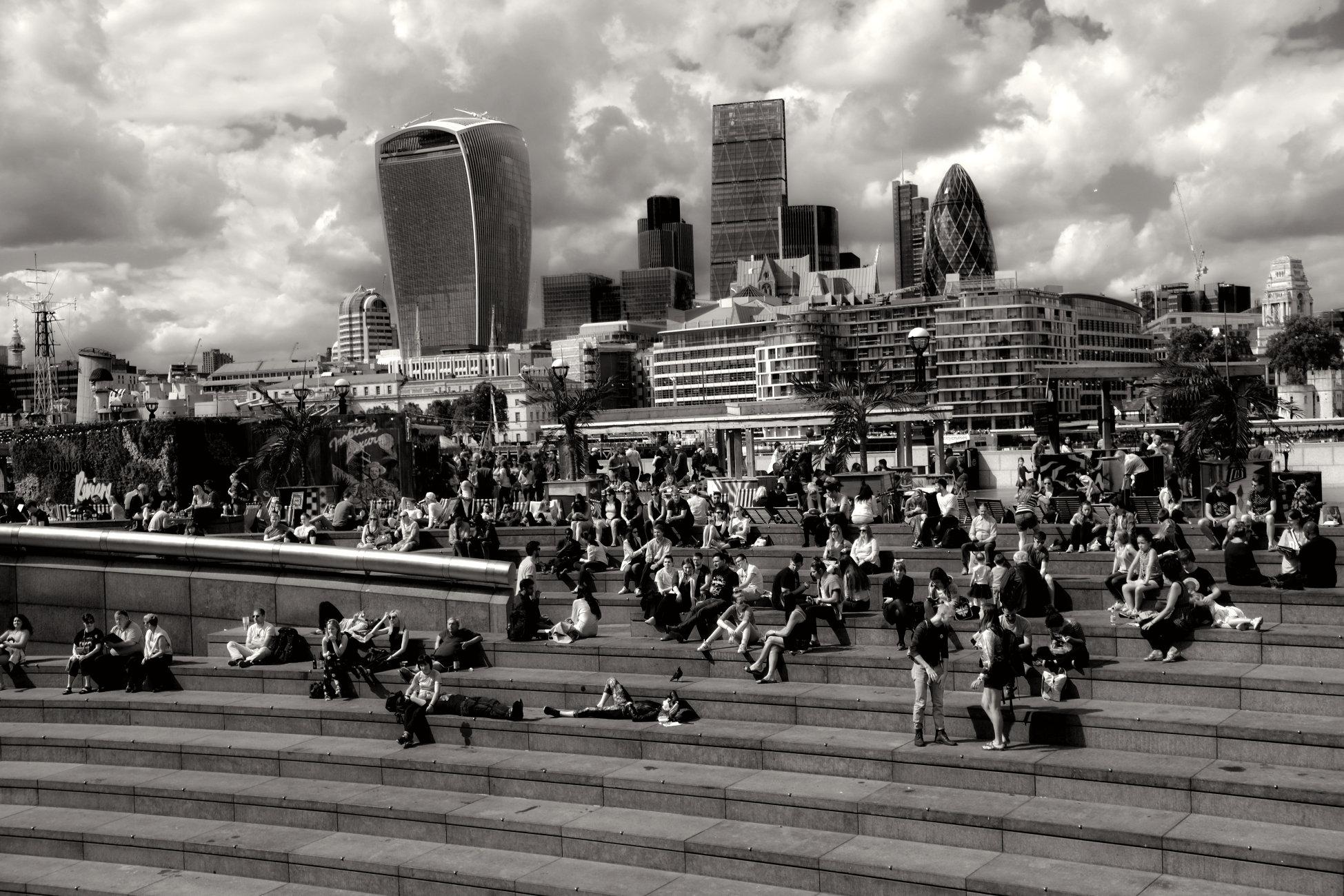 London, Saturday