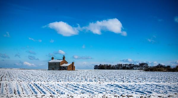 Derelict Farmhouse by nikonpete