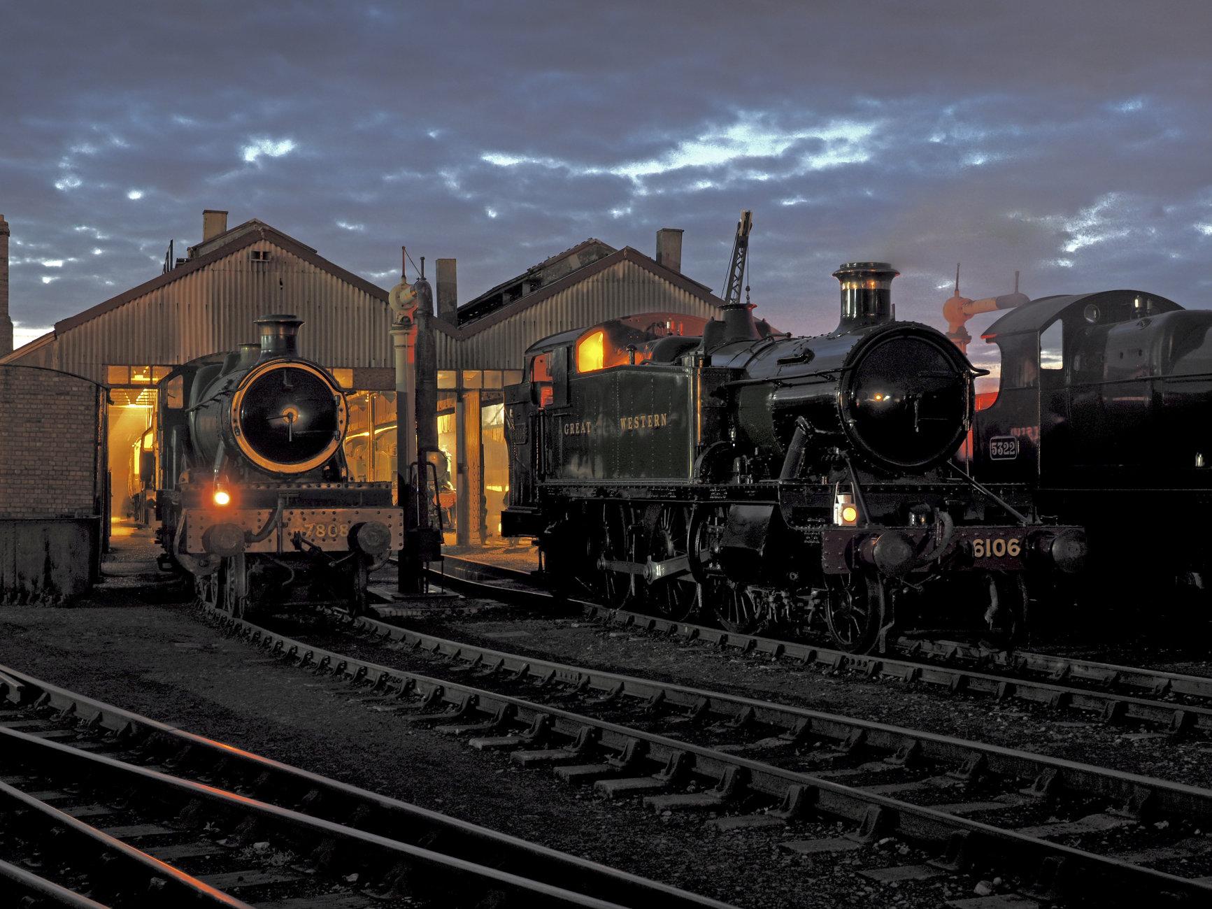 Didcot Trains