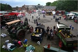 Steam Fair at Astley Green