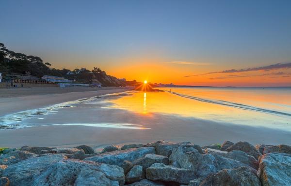 Branksome Sunrise by NickLucas