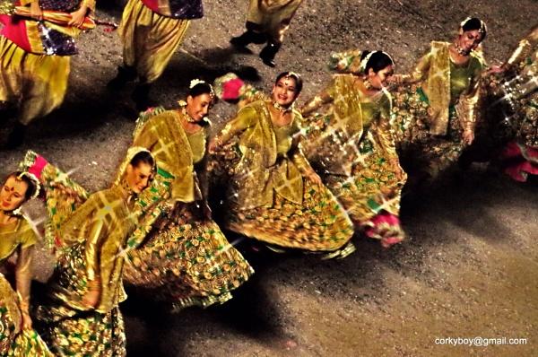 Dancers by rustyshackleford