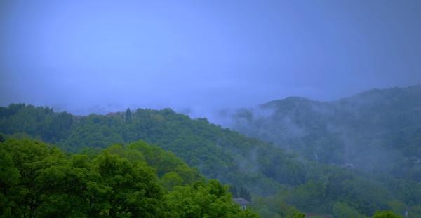 Rainy Days by LoryC