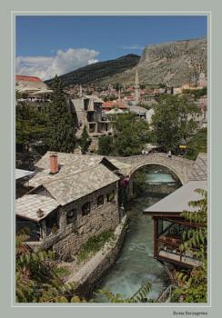 The Crooked Bridge, Bosnia Herzengovina