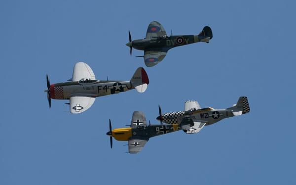 WW2 legends by Fatronnie