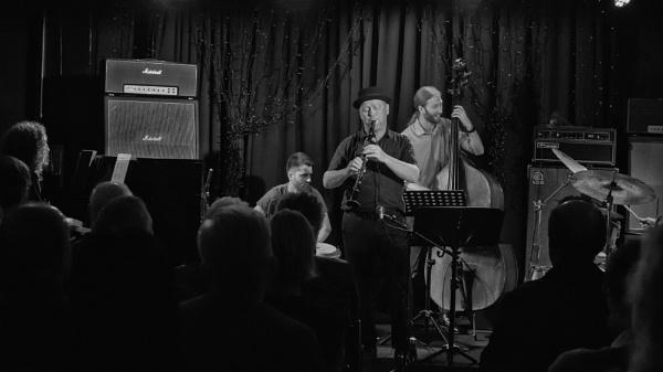 Zela Margossian Quintet (8) by barryyoungnz
