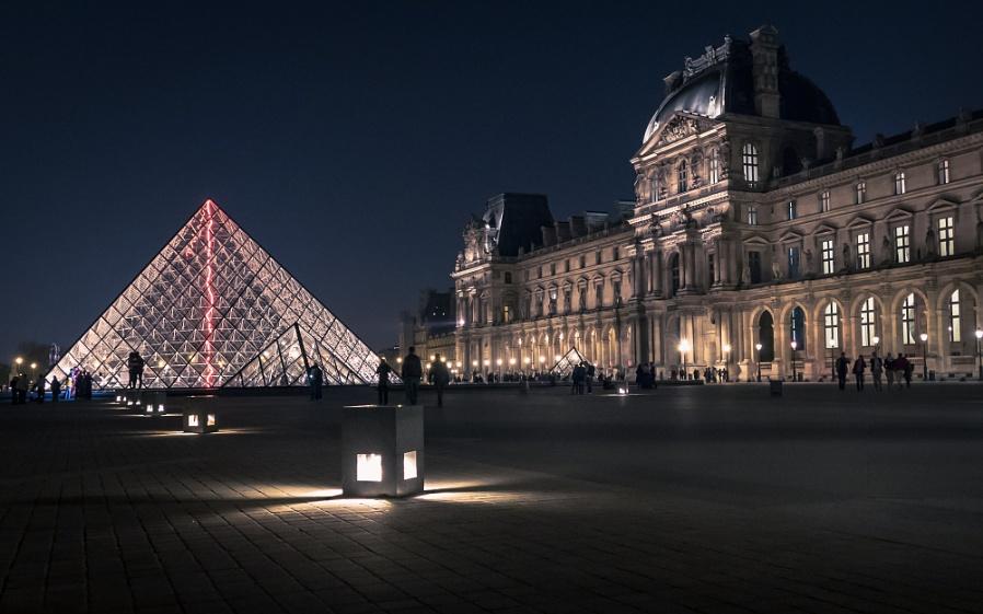 The Louvre (II)