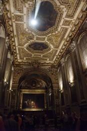 Caravaggio Room, Valletta, Malta