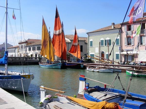 Canal of Cesenatico by laureenofscotts