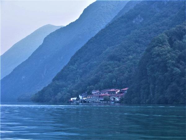 Somewhere on the Lake Lugano by laureenofscotts