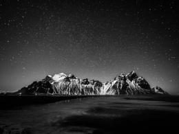 Midnight in Iceland
