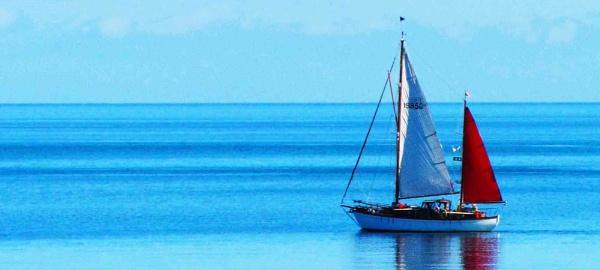 TRANQUIL SEA by cymru2019