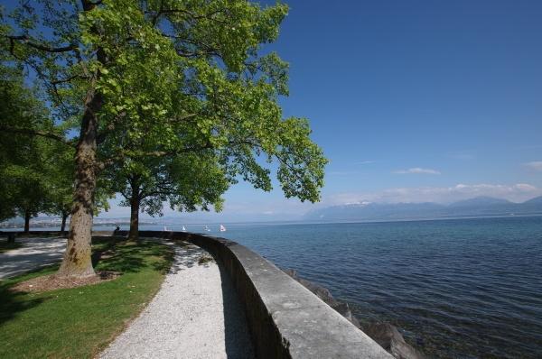 Lake Geneva by Kako