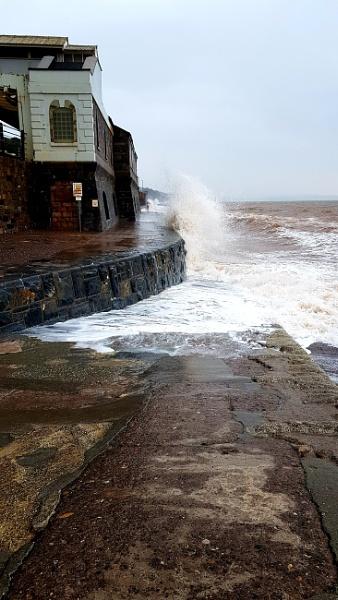 Rough seas by snapperbryan06