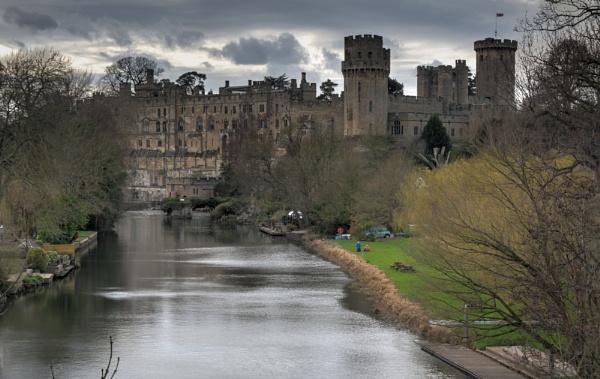 Warwick Castle by ColinScott