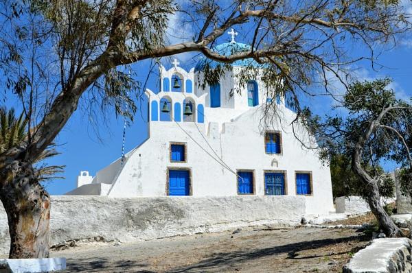 Ekklisia Agia Ana by budapestbill