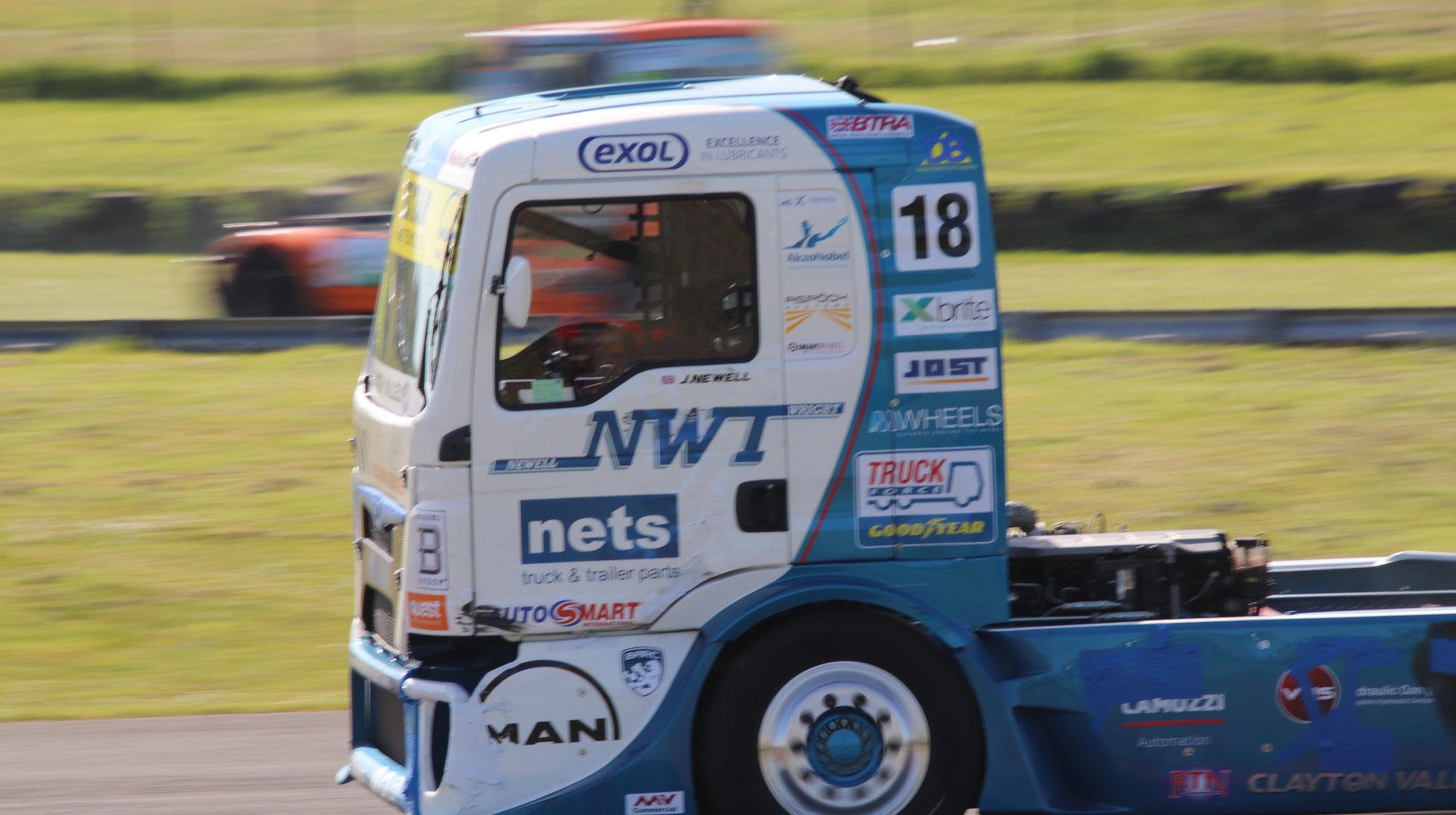Trucks Pembrey