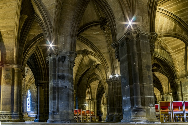 glasgow cathedral by meyeview