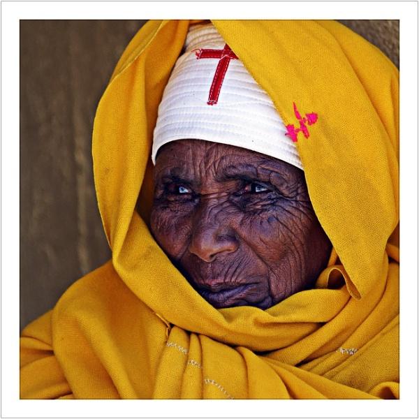 sister. Aksum. Ethiopia by papajedi