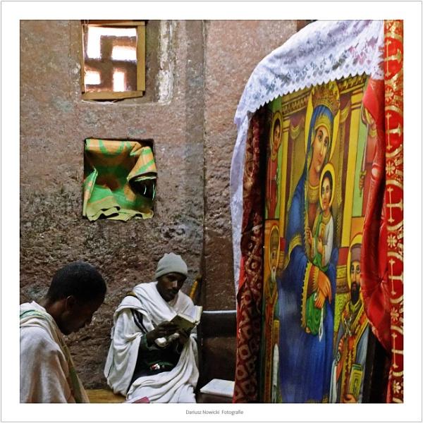 Lalibela . Ethiopa by papajedi