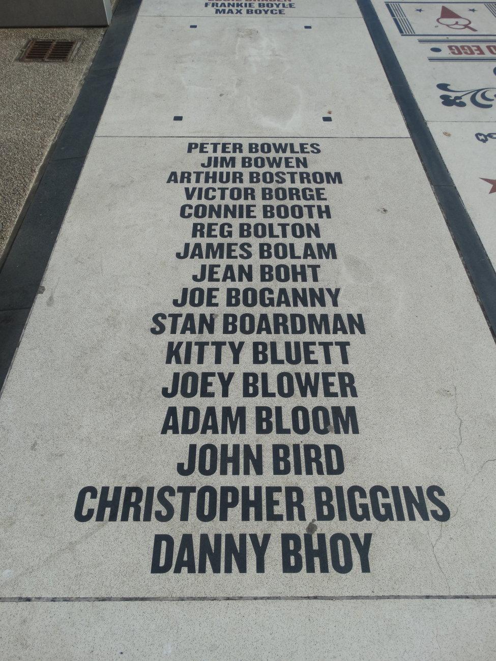 Blackpool Comedians
