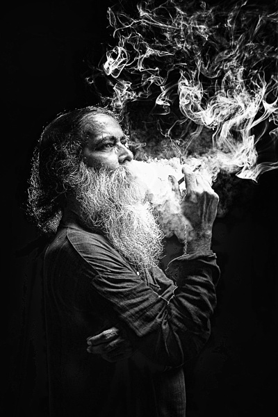 The Smoker (newly processed)... by clicknimagine