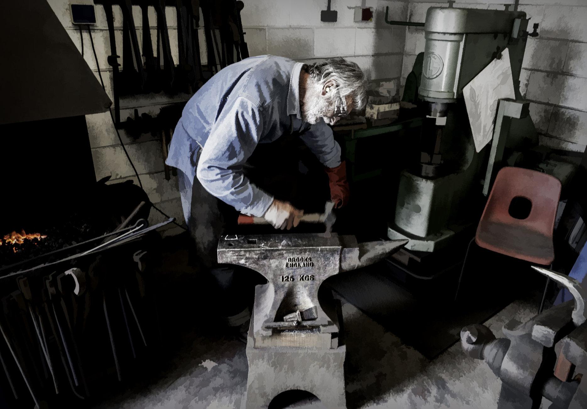 Blacksmith Experience Day