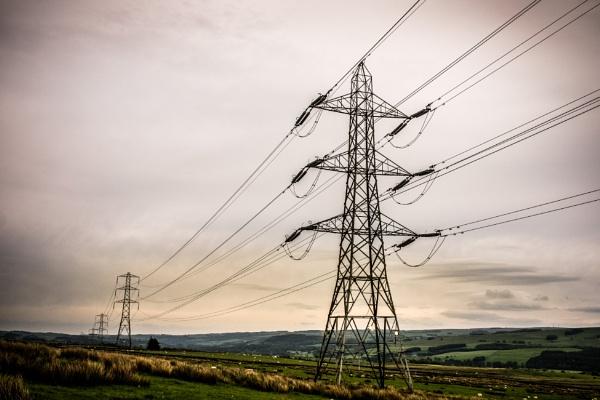 Pylon Power by mbradley