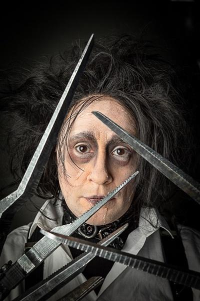 Edward Scissorhand by Peter_West