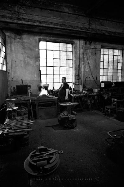 The last blacksmith by jovanovic
